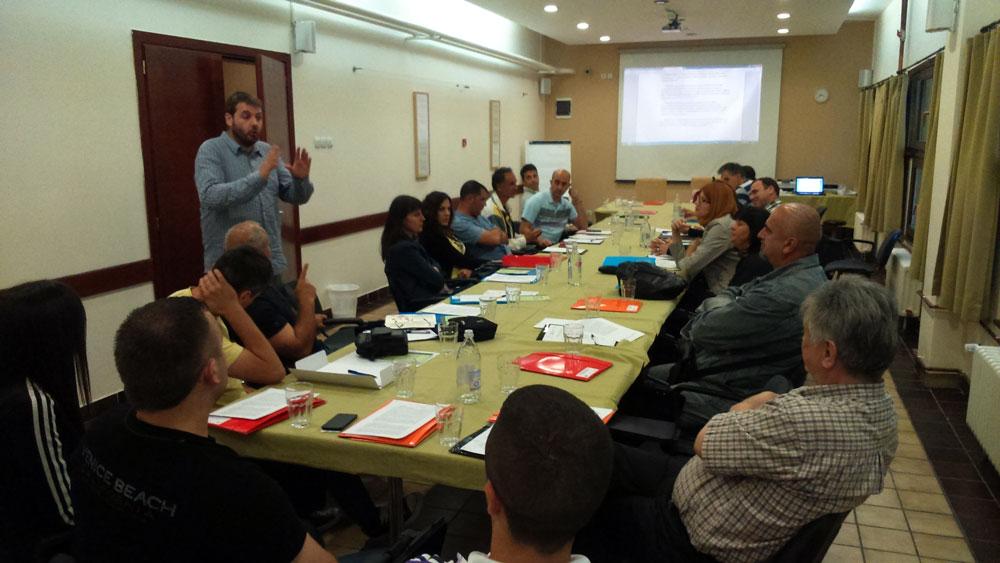 """Završna konferencija projekta """"Ka odgovornim politikama u oblasti ZŠS"""""""