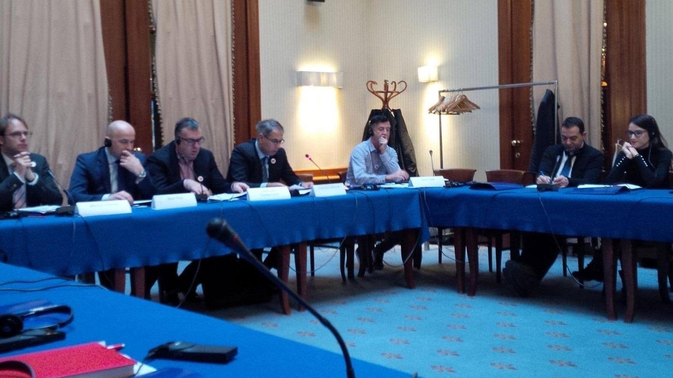 Predstavnik UG Intermedia na regionalnoj konferenciji o govoru mržnje u sportu