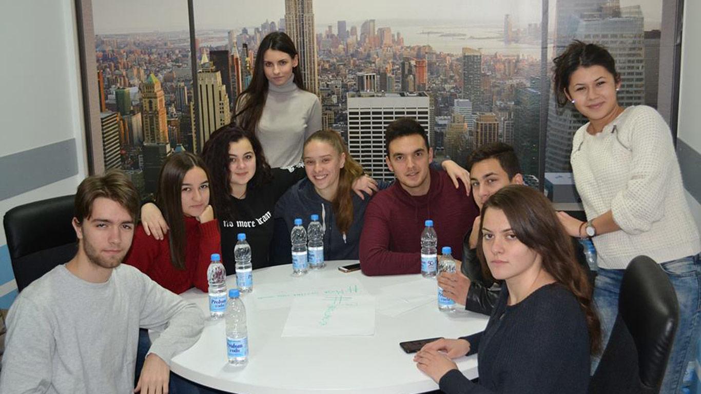 O aktivizmu mladih u Kuršumliji