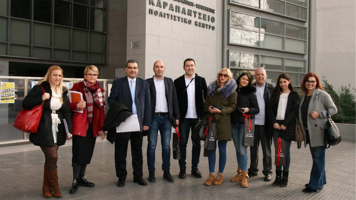 Poseta Solunu uspešno realizovana i nova partnerstva dogovorena