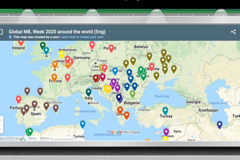 Mladi sa juga Srbije deo globalnih aktivnosti posvećenih medijskoj pismenosti